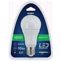 Электролампа Старт Eco Ledglse27 10W 30 Теплый(A60)